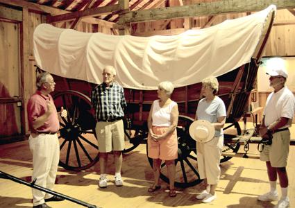 Pioneer Barn